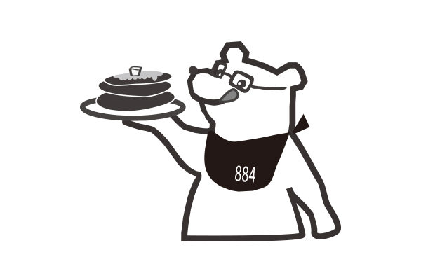 Cafe Baren hutte キャラクター