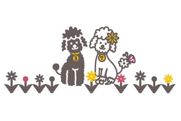 犬の美容院 みぃーな キャラクター
